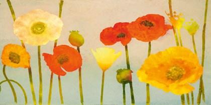 Summer's Garden by Elise Remender art print