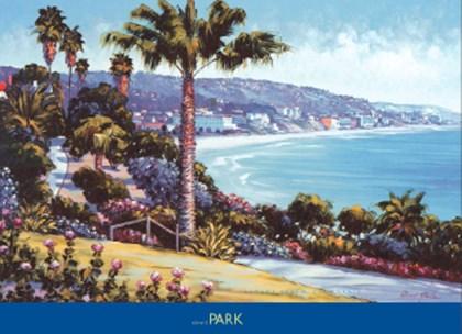 Laguna Beach, California by Edward Park art print