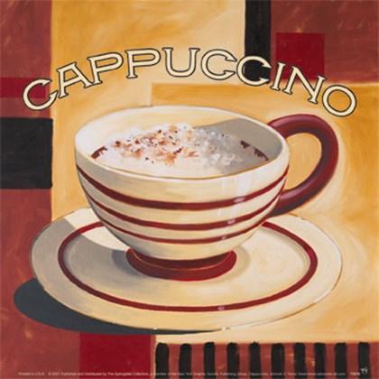 Cappuccino by William Bradford Green art print